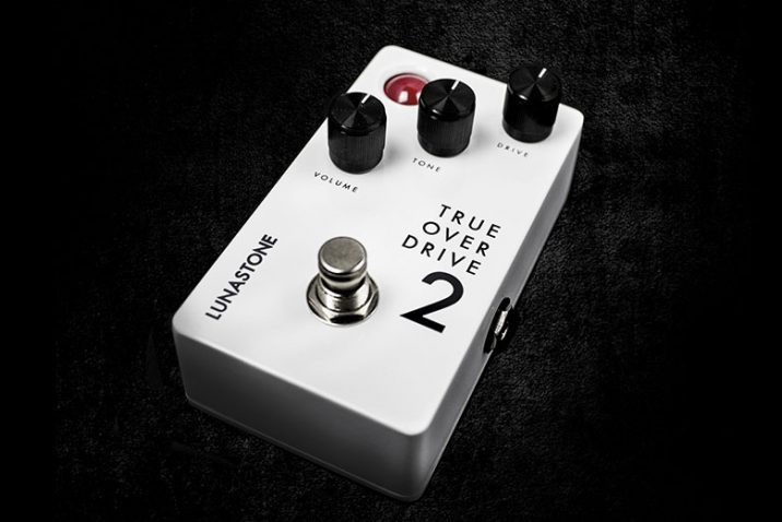 Lunastone Debuts TrueOverDrive 2 in the US at Summer NAMM 2017