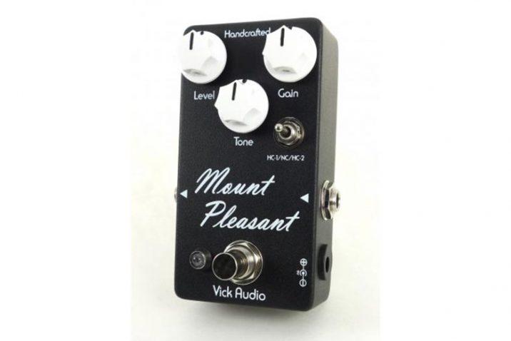 Vick Audio Announces the Mount Pleasant