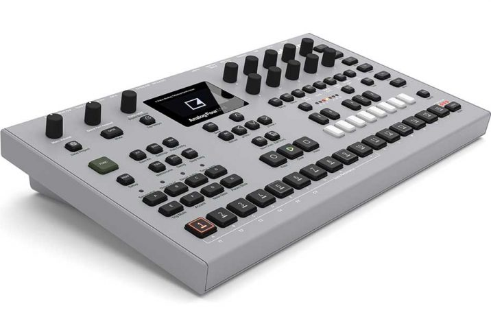 Elektron Analog Four MKII is now shipping