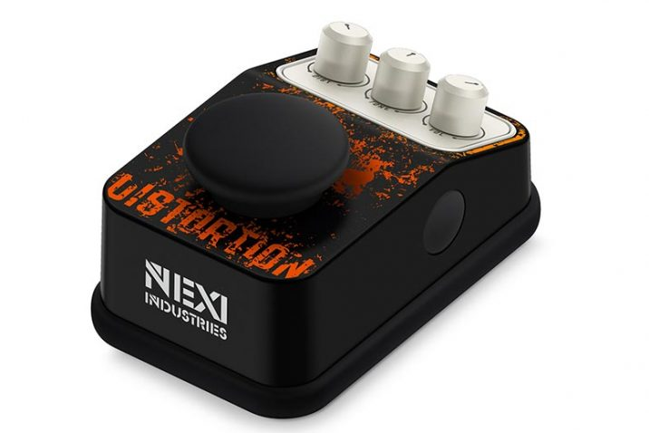 NEXI Brings Distortion Pedal into 21st Century