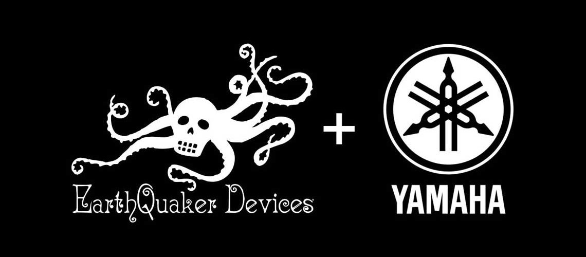 Yamaha Music exclusive distributor of EarthQuaker Devices in Japan