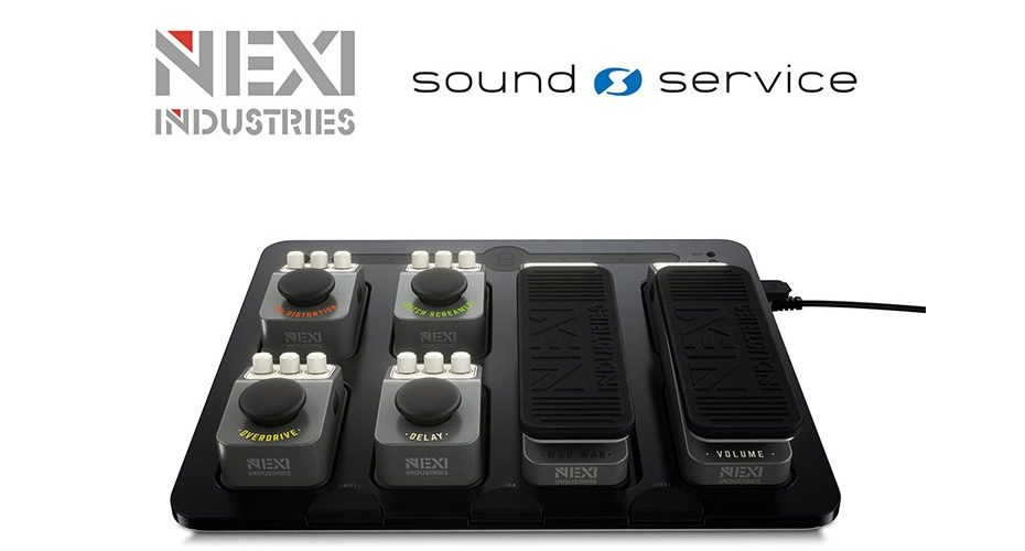 NEXI Industries Inks Distribution Deal with Sound Service European Music Distribution