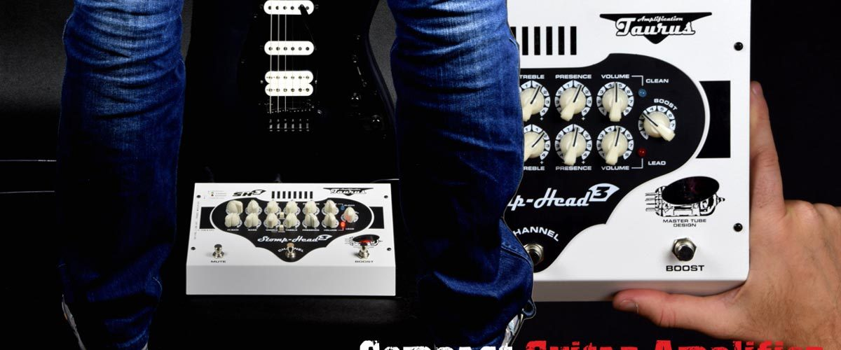 Taurus Stomp-Head 3 (Classic & High Gain)