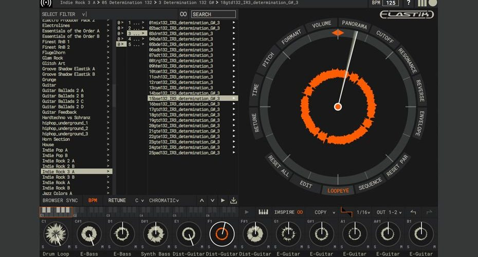 Ueberschall release Elastik 3 Music Construction Engine