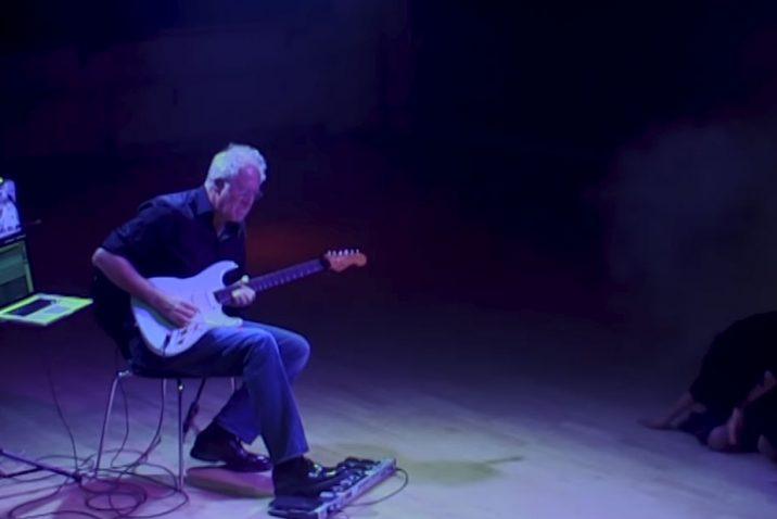 "Erlend Krauser performs ""Hurt"" by Christina Aguilera"
