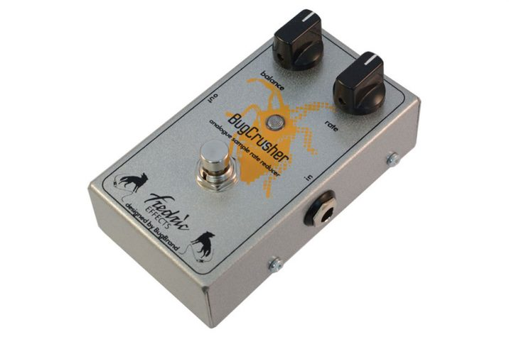 Fredric Effects announce the BugCrusher