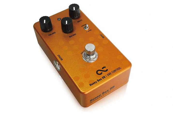 The Honey Bee Overdrive by One Control