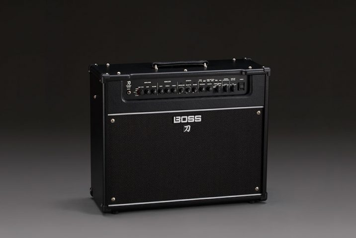 Boss Introduces Katana-Artist Guitar Amplifier