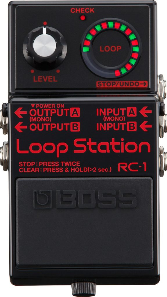 Boss Rc-1-Bk Loop Station Special-Edition