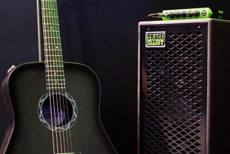 Carbon Fiber Guitar Builder Composite Acoustics® Teams with Trace Elliot®