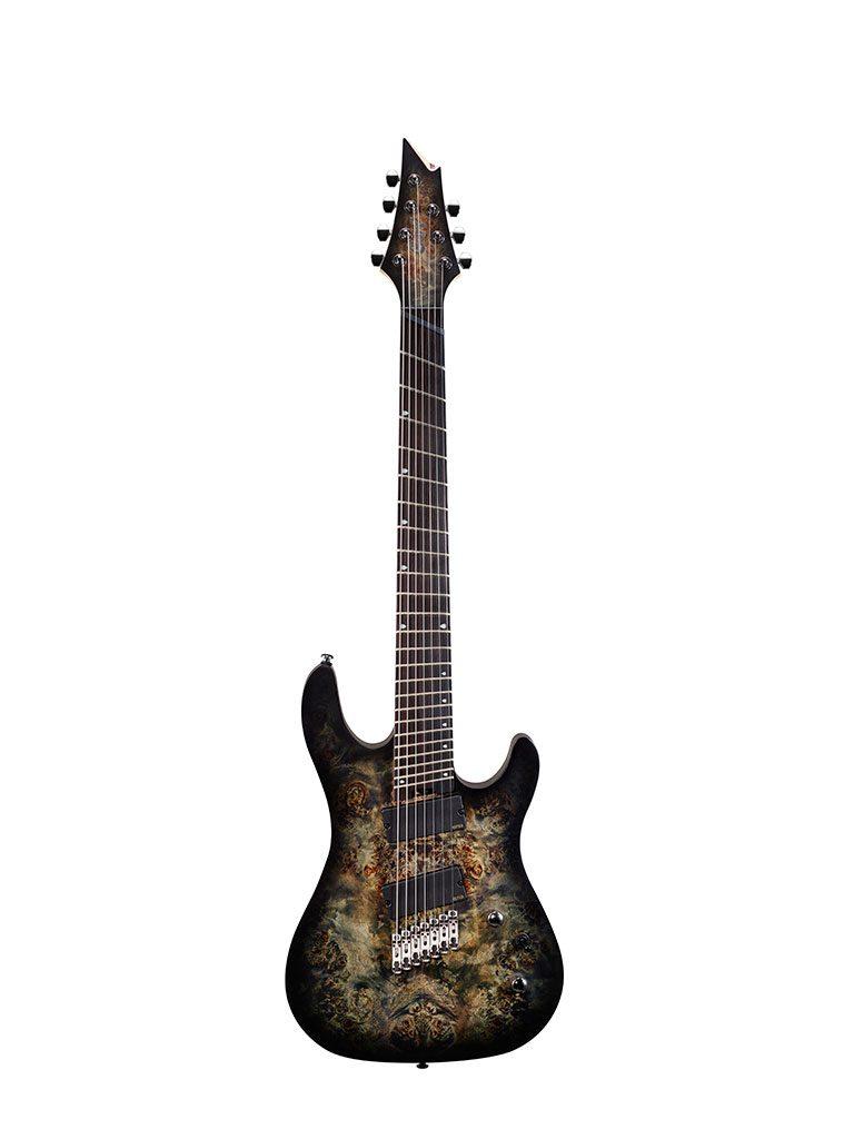 CortKX500FF7-string Guitar
