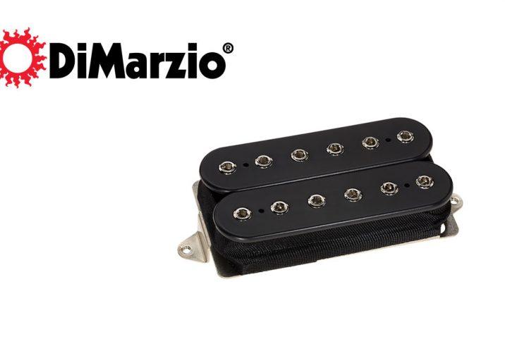 DiMarzio releases Satchur8 humbucking guitar pickup