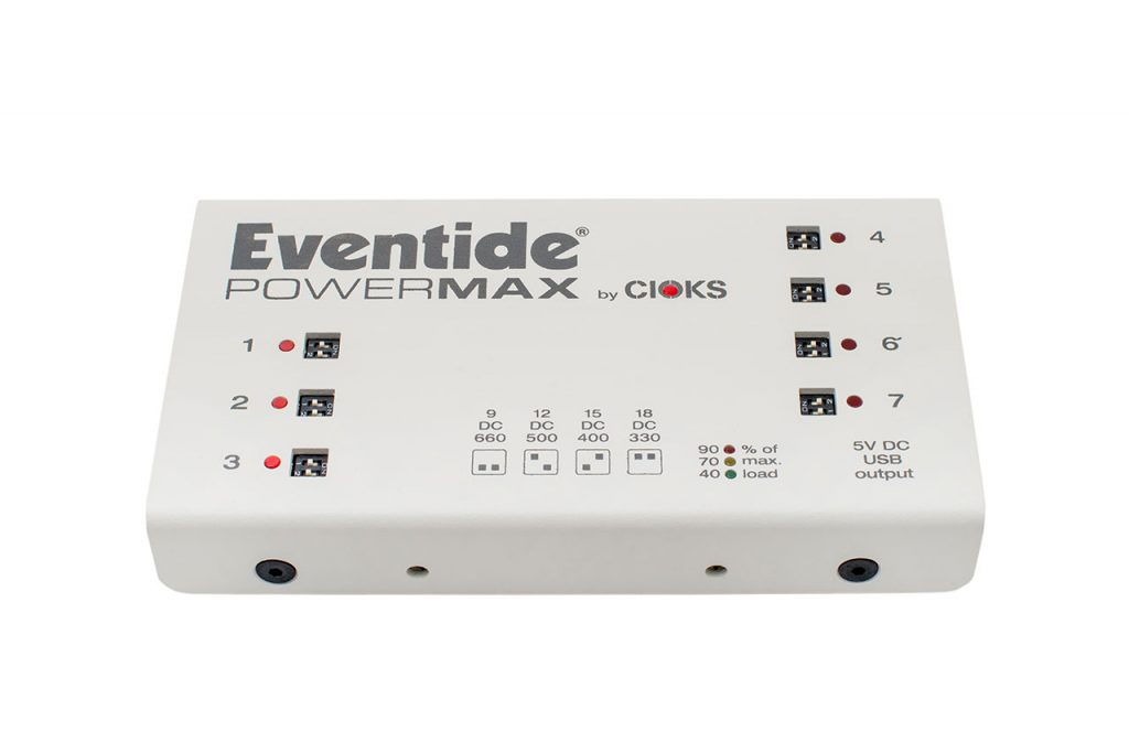 Eventide PowerMAX powered by Cioks