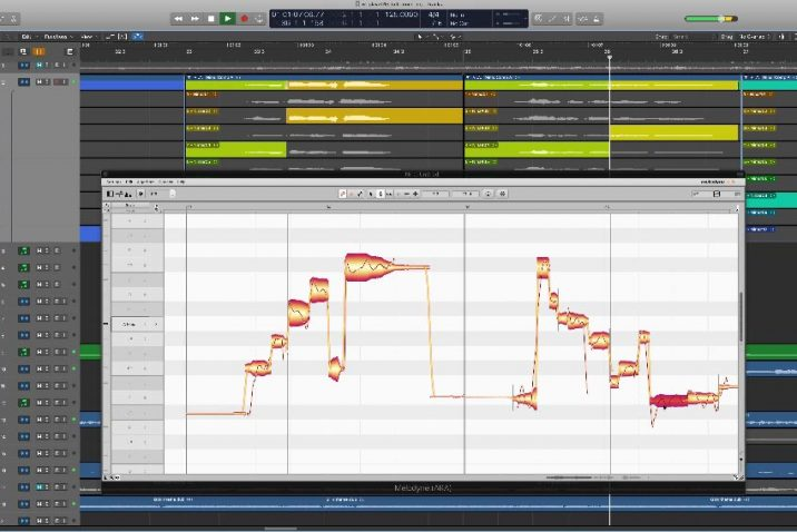 Melodyne in Logic – soon with ARA
