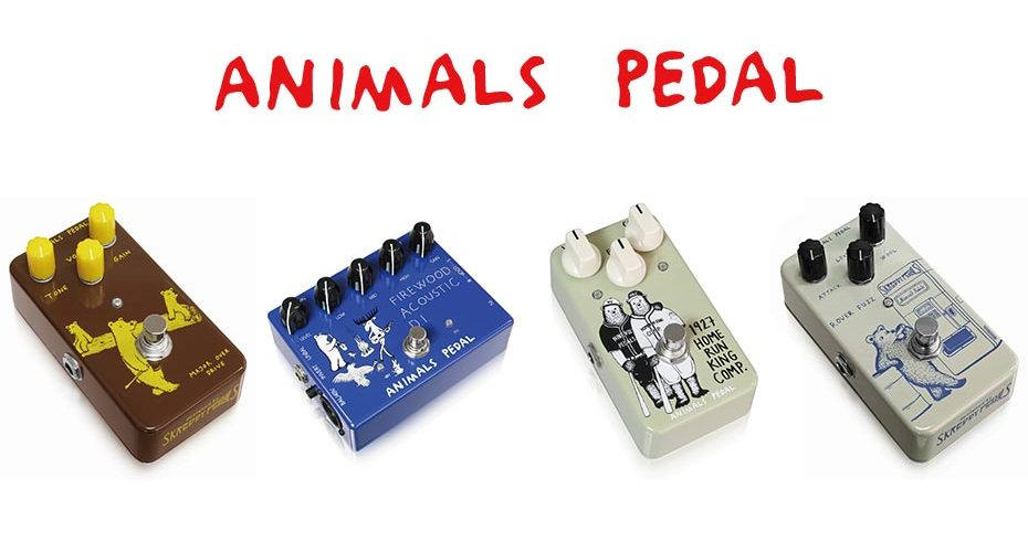 SFM Now Distributing Animals Pedals