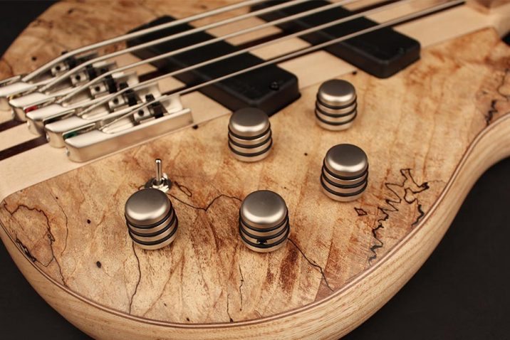 Cort Introduces Fanned-Fret Design in Latest Addition to Artisan Bass Collection