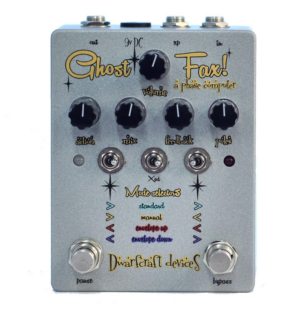 Dwarfcraft Devices Announces Ghost Fax Phase Computer