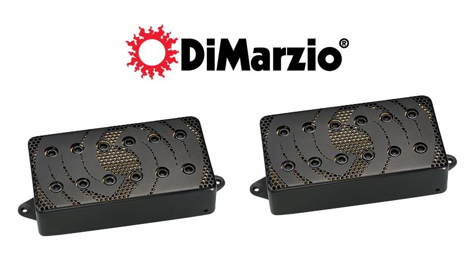 Dimarzio Releases Pandemonium™ Neck & Bridge Humbucking Pickups