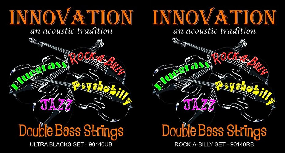 GHS Become US Distributor Of Innovation Double Bass Strings