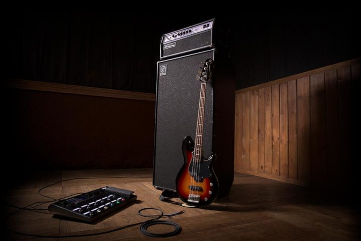 Yamaha Guitar Group Announces Acquisition Of Legendary Bass Amp Brand, Ampeg