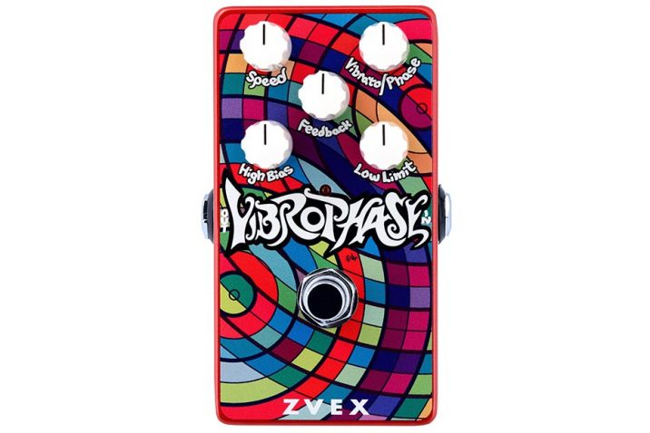 ZVEX Vibrophase Pedal