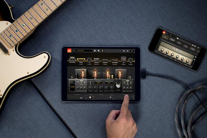 Positive Grid Announces BIAS AMP 2 Mobile