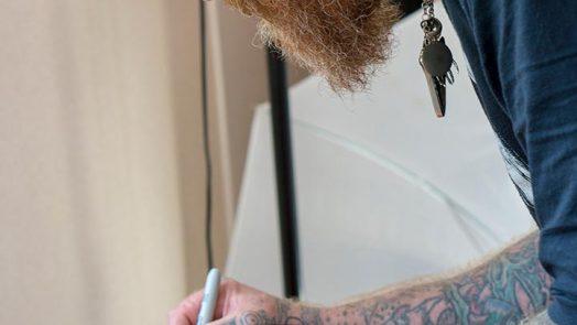 Brent Hinds (Mastodon)