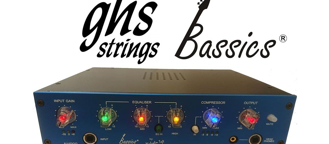 GHS Strings: Latest Bassics Amps And Pedals Now Available