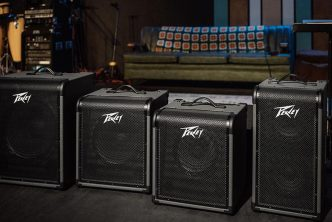 Peavey® MAX® Bass Amp Series Wins Editor's Choice Award