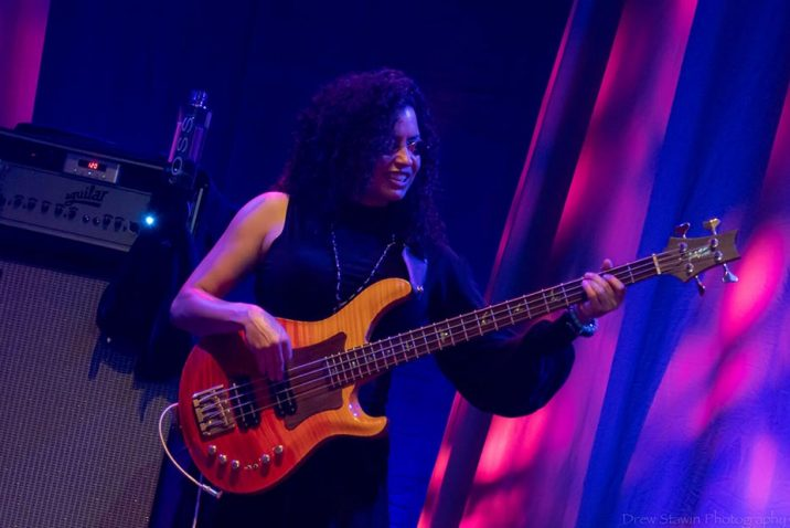 Aguilar amplification welcomes Rhonda Smith to its artist roster