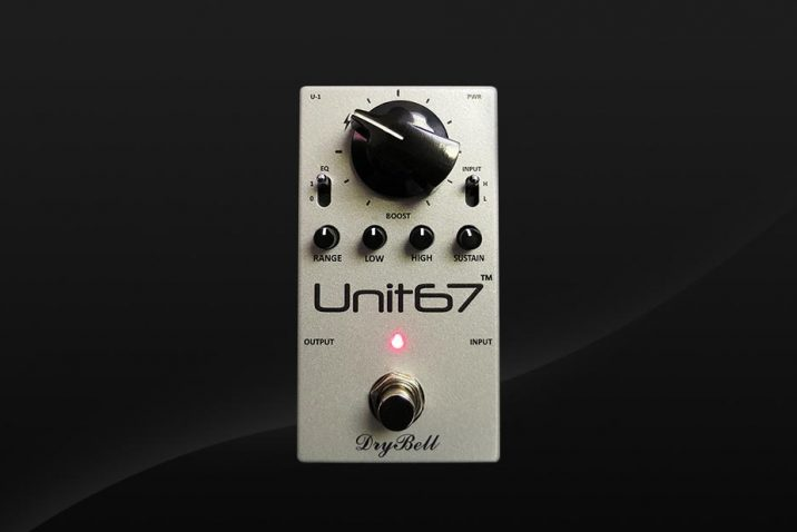 DryBell release the Unit67