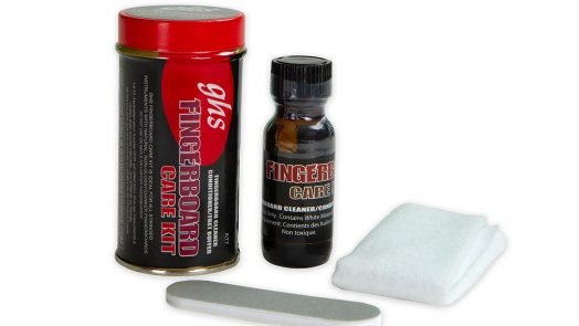 GHS Launches Fingerboard Care Kit