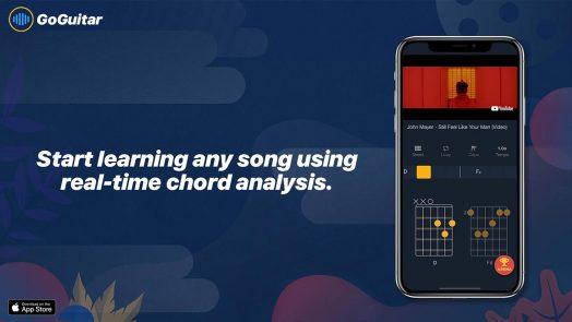 GoGuitar Chord Analysis