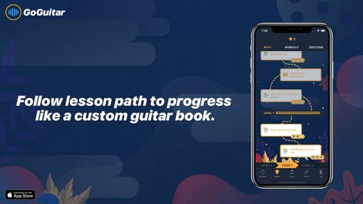 GoGuitar Guitar Path