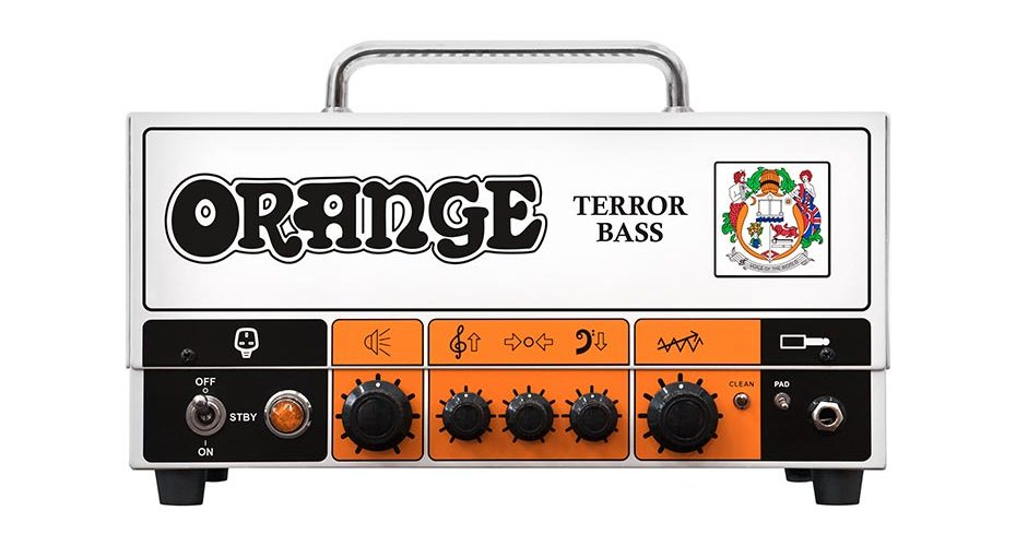 Orange Amplification Release Terror Bass