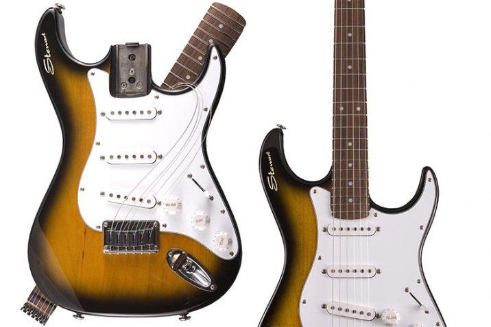 Stewart Guitars Stow-Away Travel Guitar