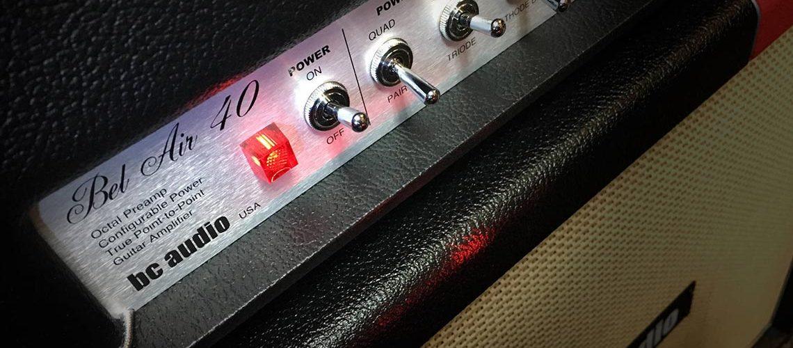 BC Audio Bel AIR 40 Guitar Amp
