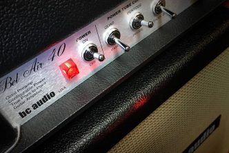 BC Audio Bel AIR 40 Guitar Amp