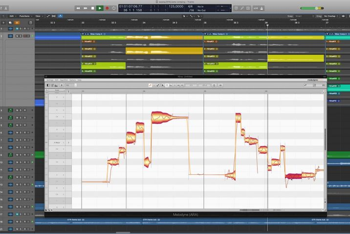 Celemony is proud to present Melodyne 4.2
