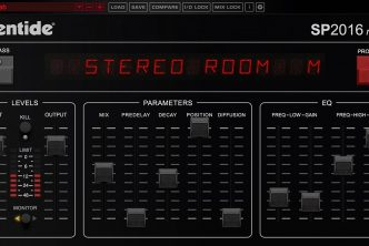 Eventide SP2016 Reverb Plug-In