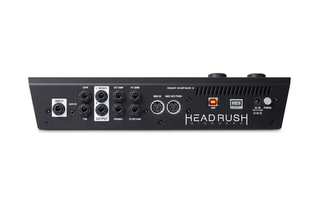 Headrush Gigboard Guitar Fx Processor