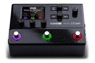 Line 6 HX Stomp Guitar Pedal