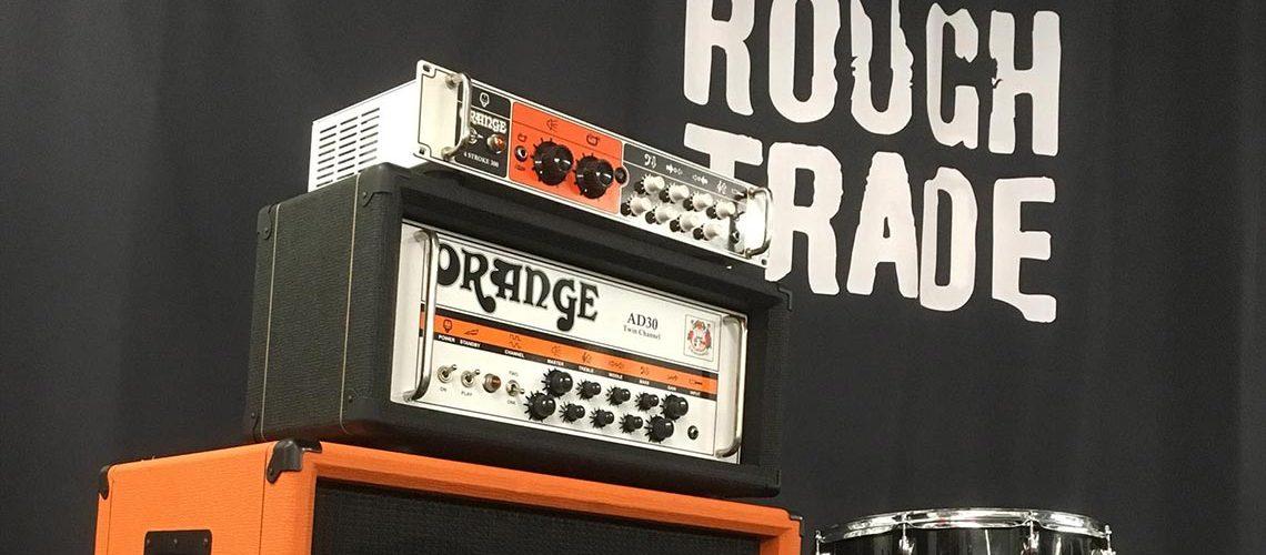 Orange Amplification Rough Trade Collaboration