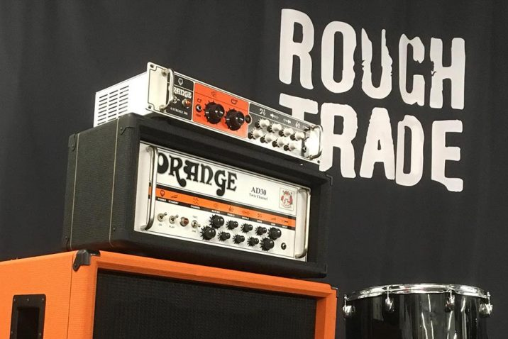 Orange Amplification Rough Trade Collaboration
