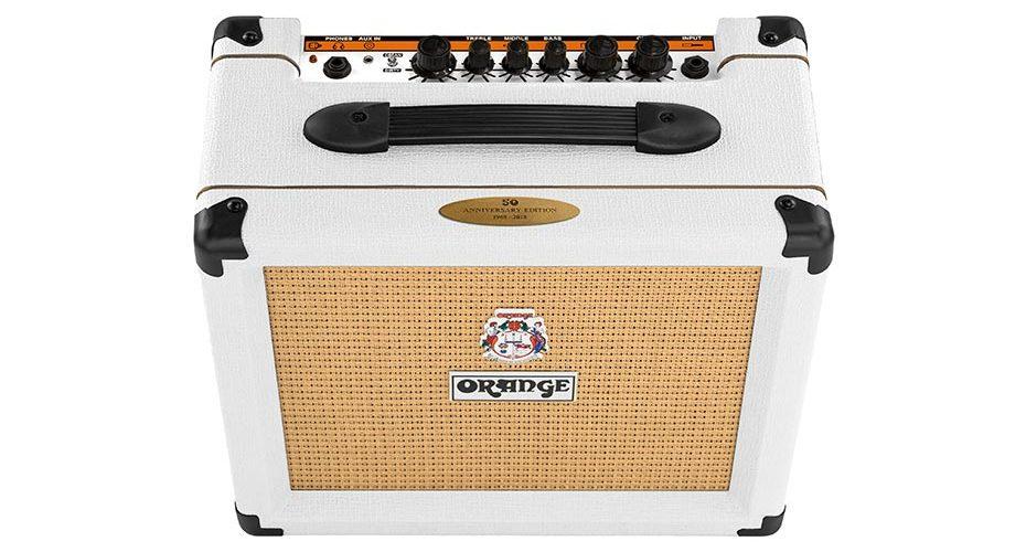 Orange White Crush 20 Limited Edition