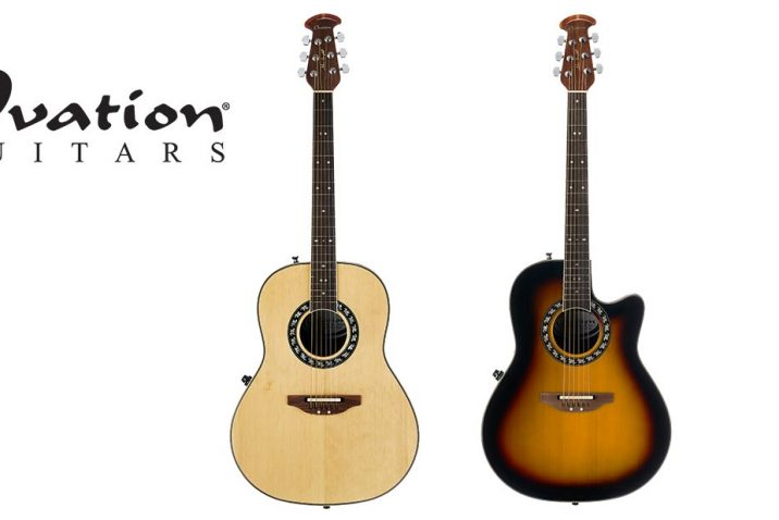 Ovation Glen Campbell Signature