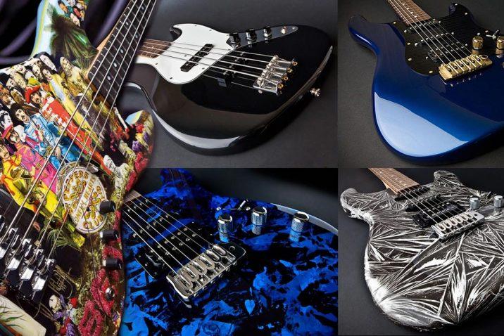 Pat Wilkins Custom Guitar and Finishing Platform
