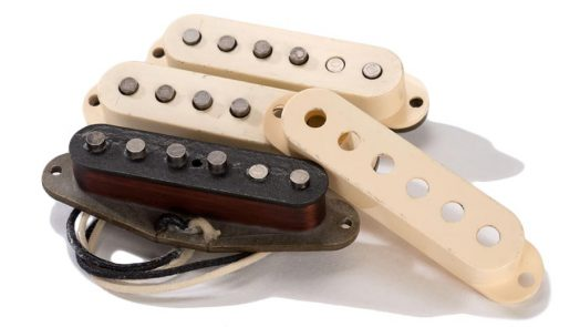 ThroBak '64 MXV Stratocaster Pickup Set