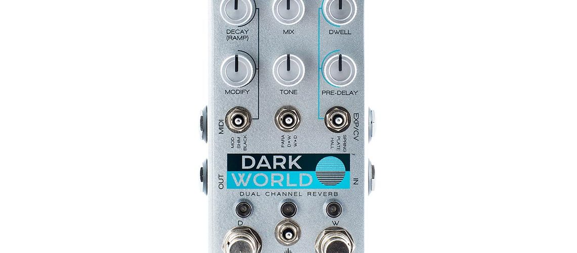 Chase Bliss Audio Releases New Pedal:  Dark World