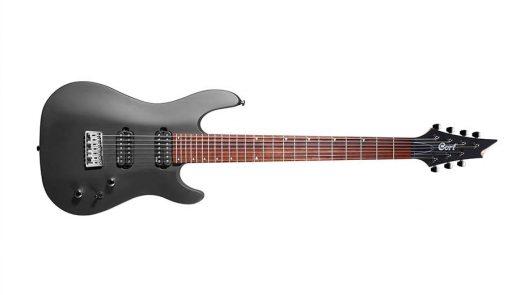 Cort KX257B Baritone 7-String Electric Guitar